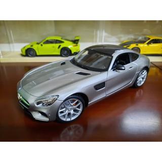 1:18 Maisto Mercedes AMG GT 賓士 金屬模型車 1/ 18 高雄市