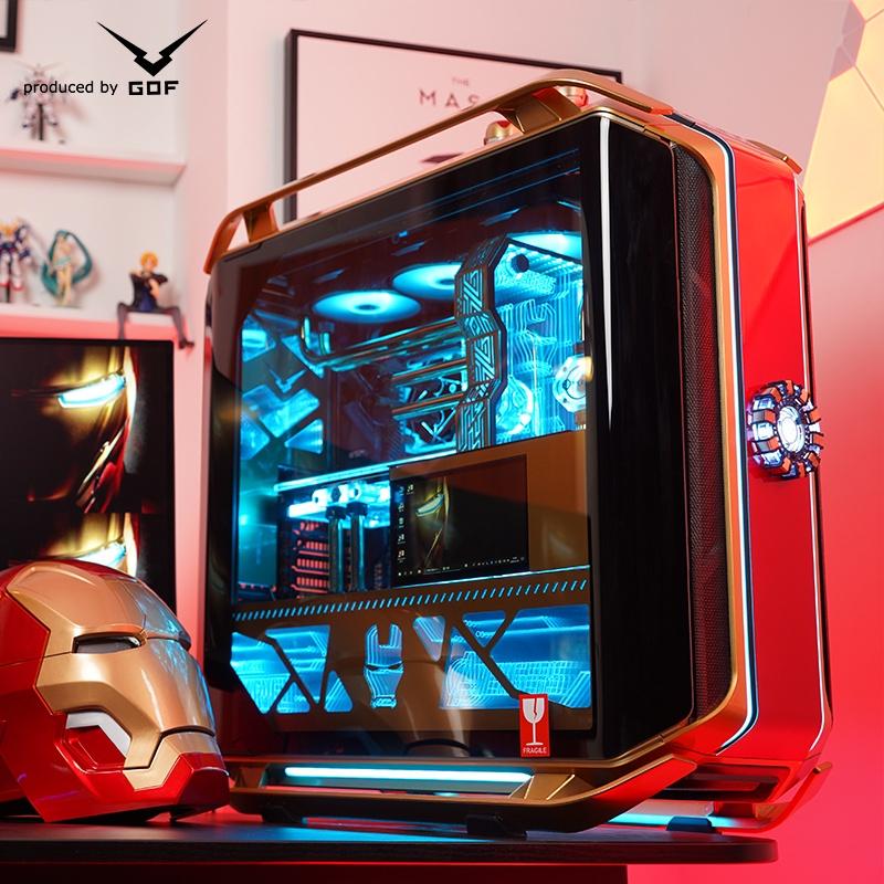 GOF工蜂i9 11900K/rtx3080ti/3090rog華碩敗家之眼水冷全家桶電腦