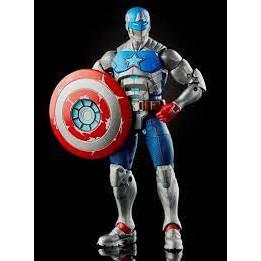 (卡司 正版現貨) Marvel legends 6吋 漫威尚氣套  電玩版 Civil warrior(無baf)