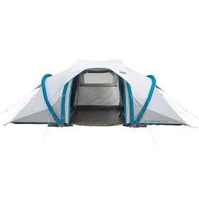 迪卡儂4.2 4人 2房1廳家庭充氣式帳篷 LOWDEN訂製專用地墊