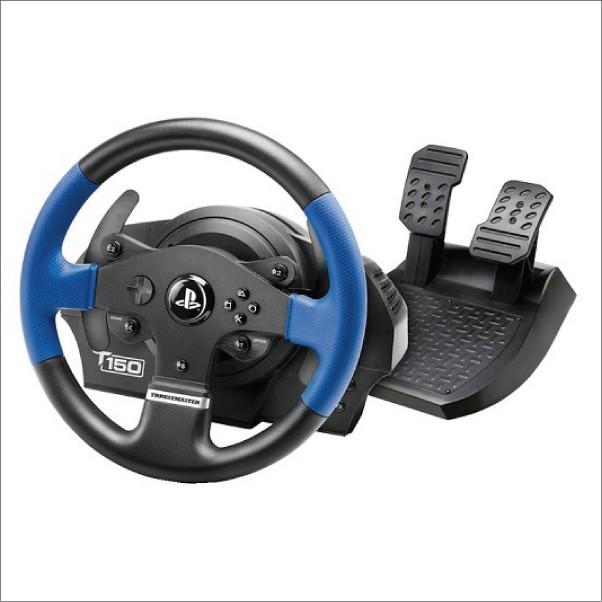 T150 動力回饋 方向盤 雙踏板 / THRUSTMASTER 【電玩國度】預購商品