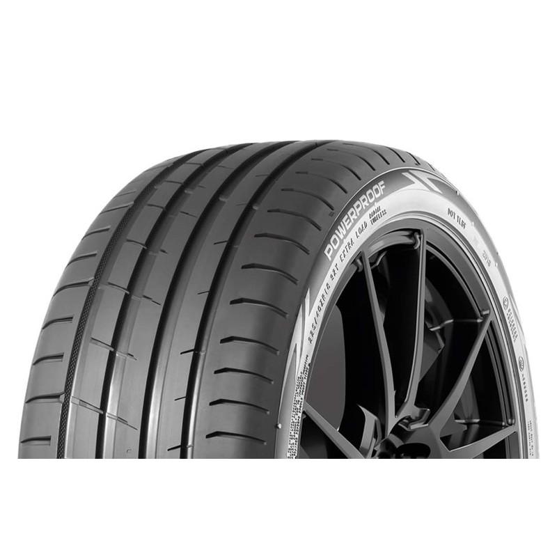 NOKIAN POWEROOF 225/40/18輪胎