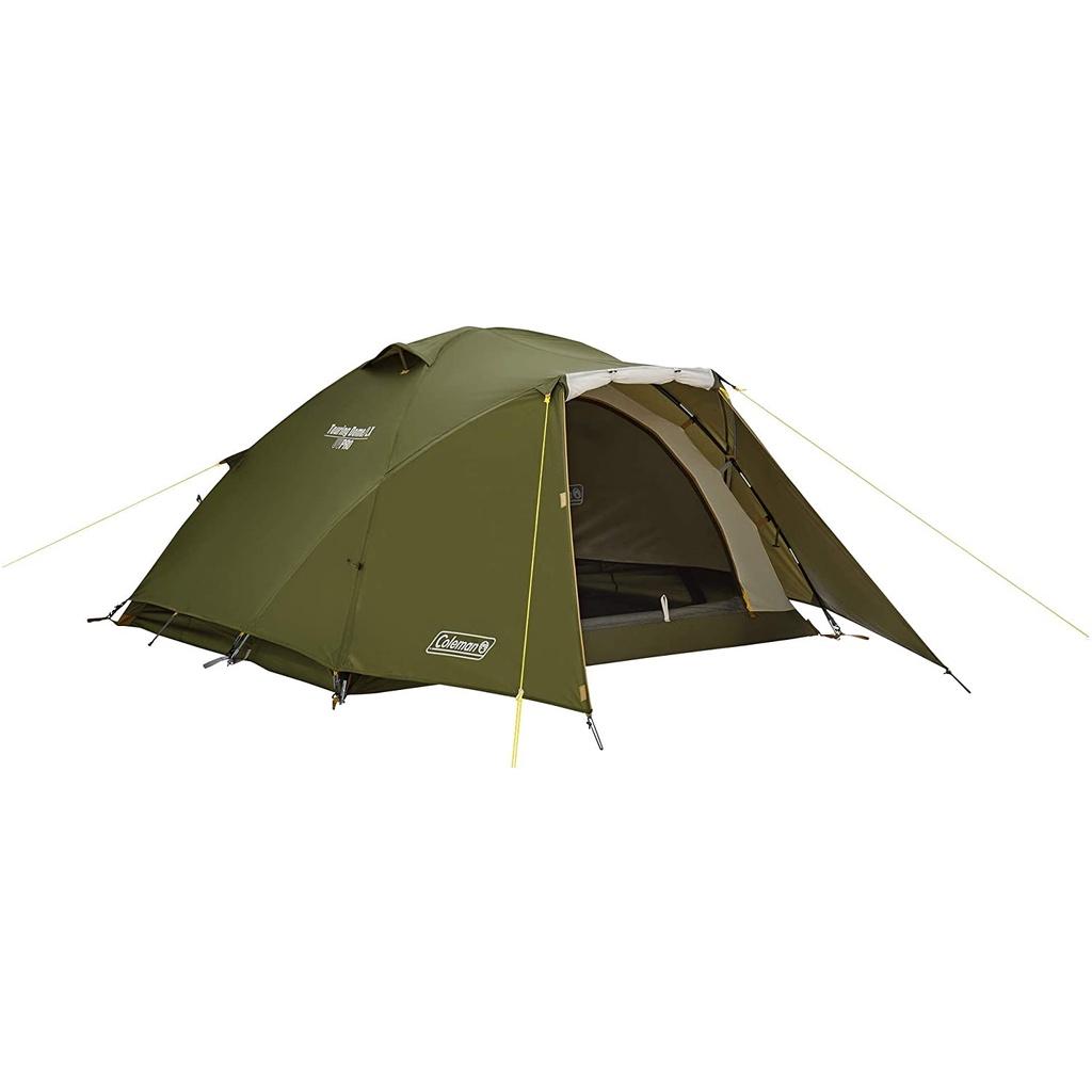 ☆日本代購☆ Coleman Touring Dome/LX圓頂帳篷 2~3人用 帳篷 戶外露營野餐旅遊   預購