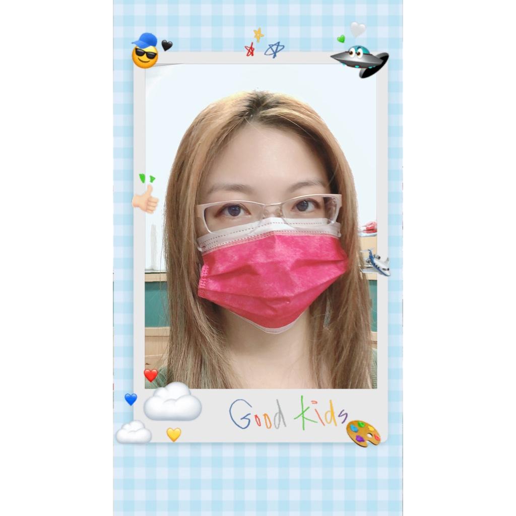 葡萄紅【荷康🍀現貨不用等】 丰荷 🇹🇼台灣製造 醫療級成人平面 MD雙鋼印口罩 一盒50入