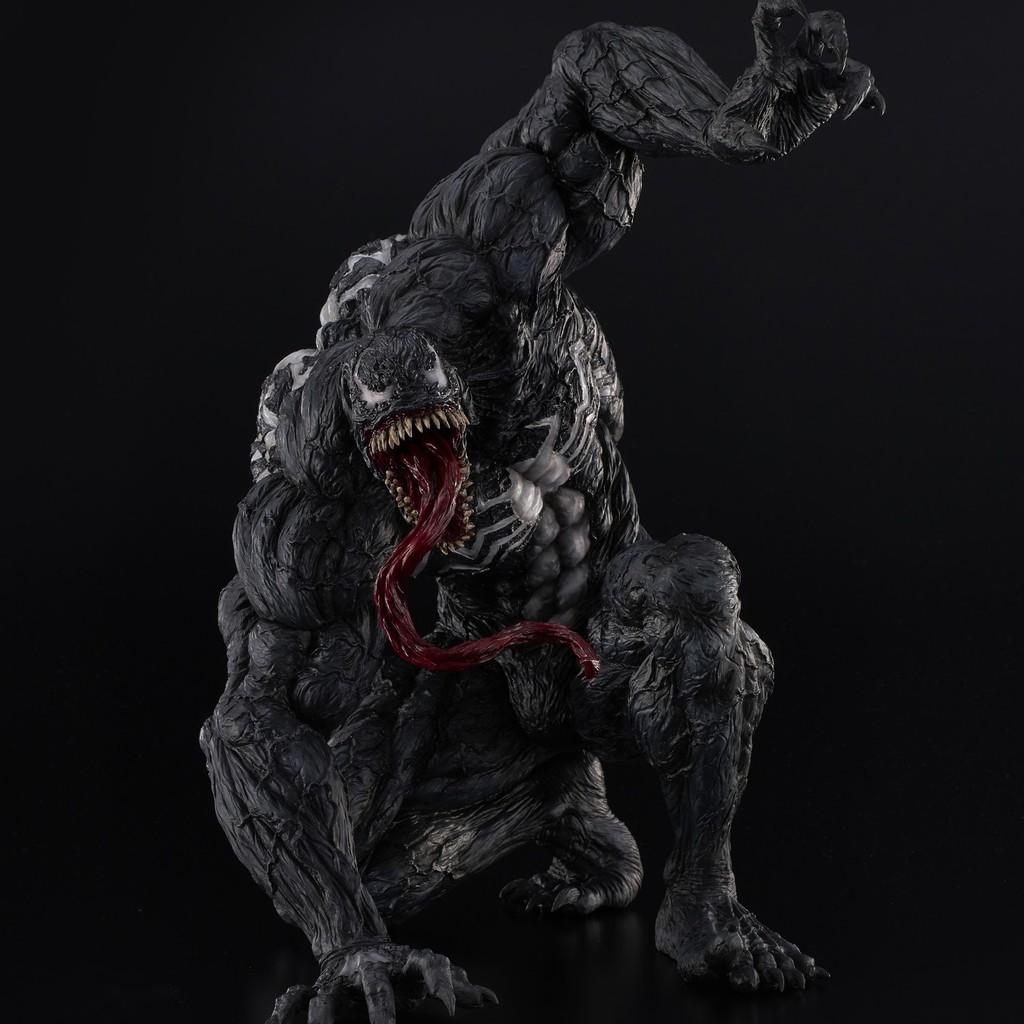 千值練 漫威 蜘蛛人 Venom 猛毒 普通版