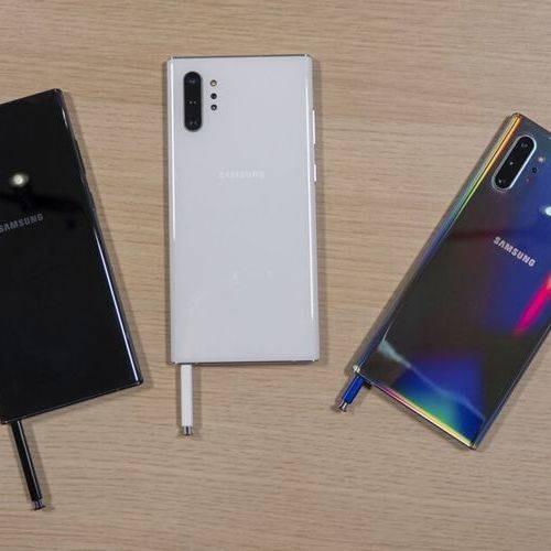 二手三星手機熱賣 三星note10+5G 原裝正品韓版note10+5G全網通手機NOTE 10 5G手機