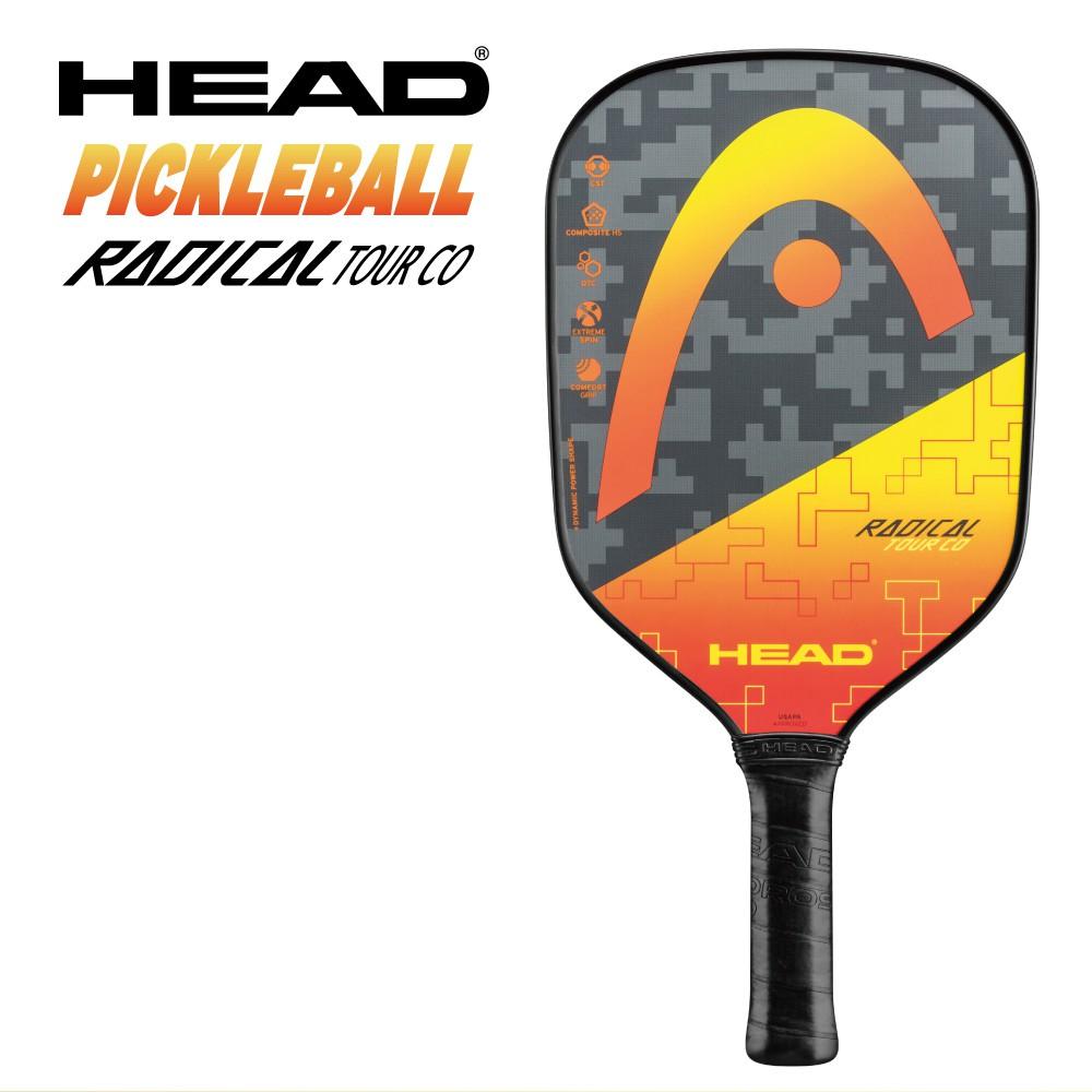 HEAD Radical Tout CO 匹克球拍 226130