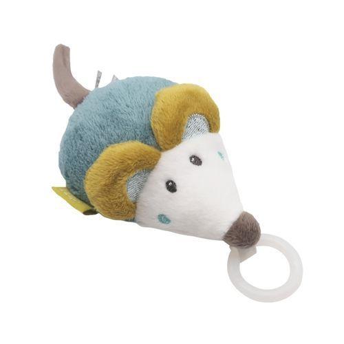 【衛立兒生活館】babyFEHN 芬恩 小飛龍老鼠安撫奶嘴布偶FN065510