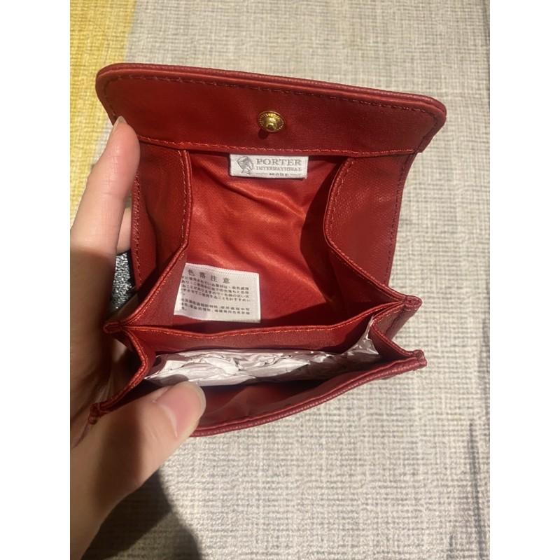 porter零錢包 交換禮物首選