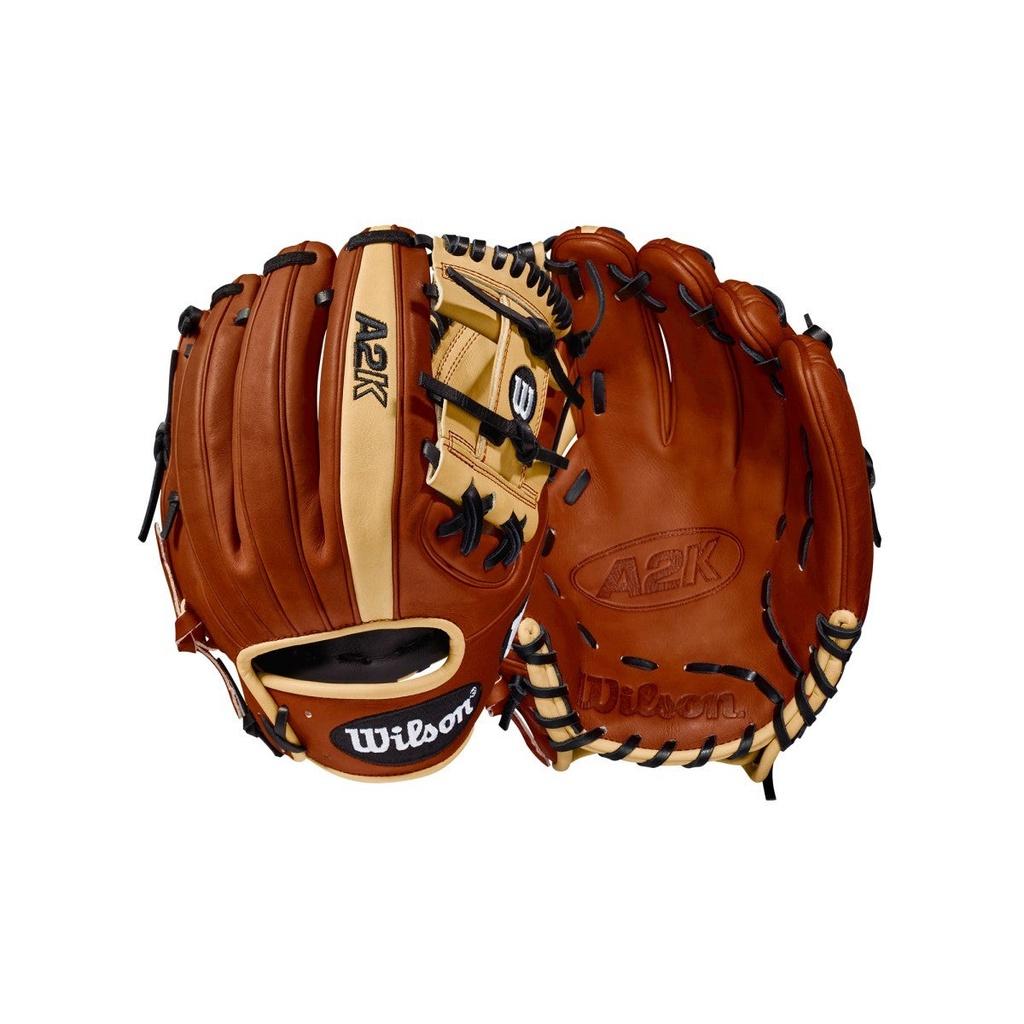 "WILSON A2K 1786 美規 日本製 內野 11.5"" 工字 棒球手套 壘球手套"
