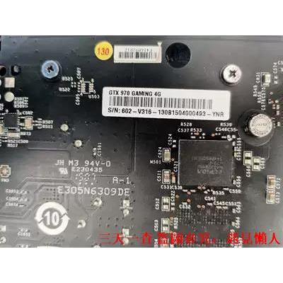 微星GTX970 GAMING 4G紅龍位寬高端遊戲顯卡 技嘉GTX960-2G顯卡