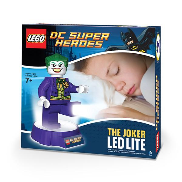 【 樂高積木 LEGO 】超級英雄-小丑手電筒/夜燈