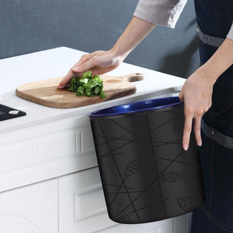 限時特惠垃圾桶大容量智能垃圾桶全自動家用感應廚房客廳臥室衛生間1