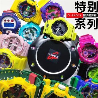 卡西歐Gshock特別手錶男錶 GA-110SN-3A/ 100/ GBA-800/ 400-9A/ 6900 VS3Y