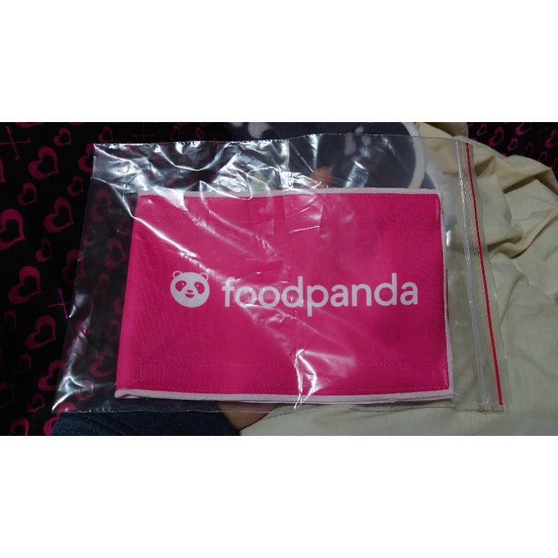 foodpanda熊貓外送臂章公司貨
