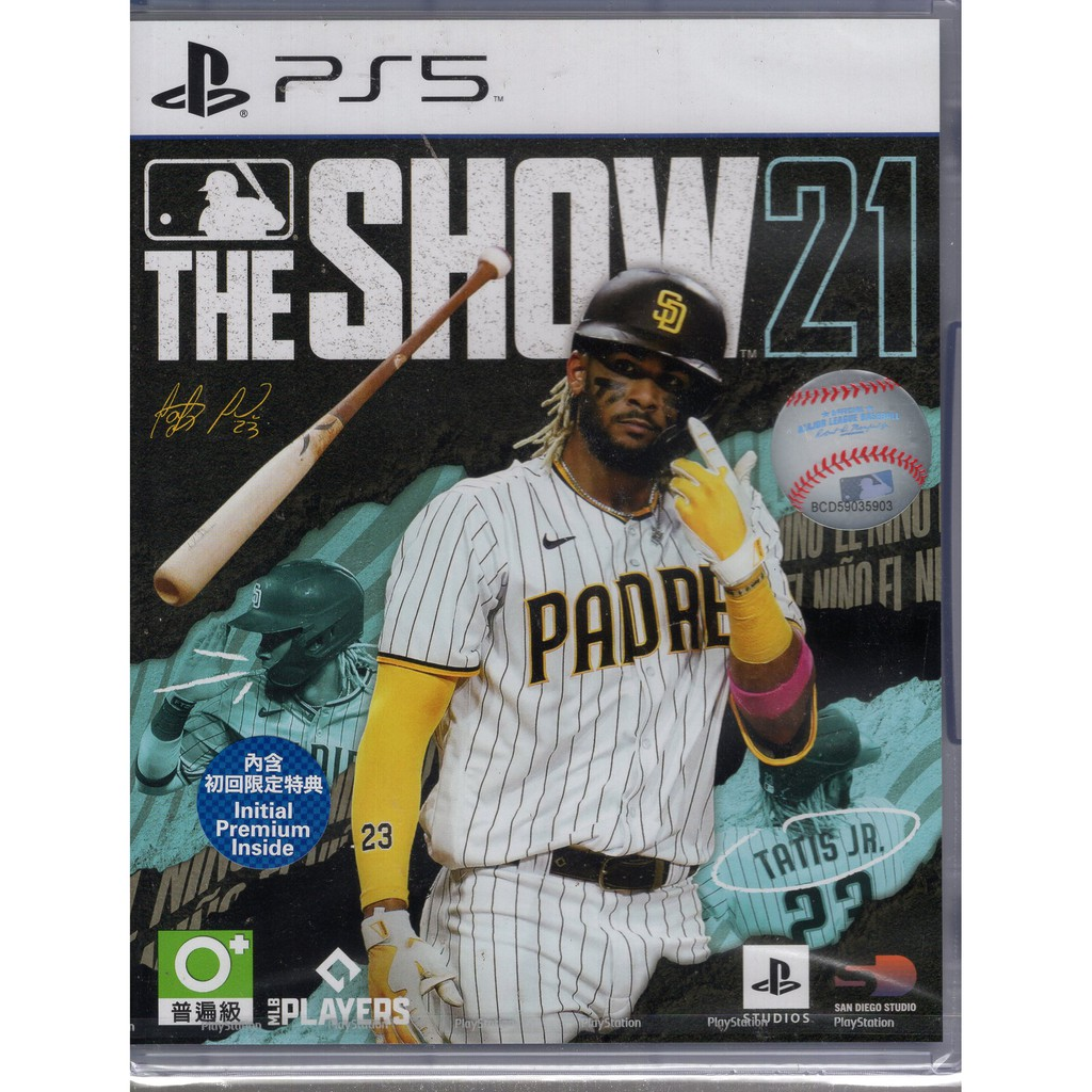 PS5遊戲 美國職棒大聯盟 21 MLB The Show 21 英文版【魔力電玩】