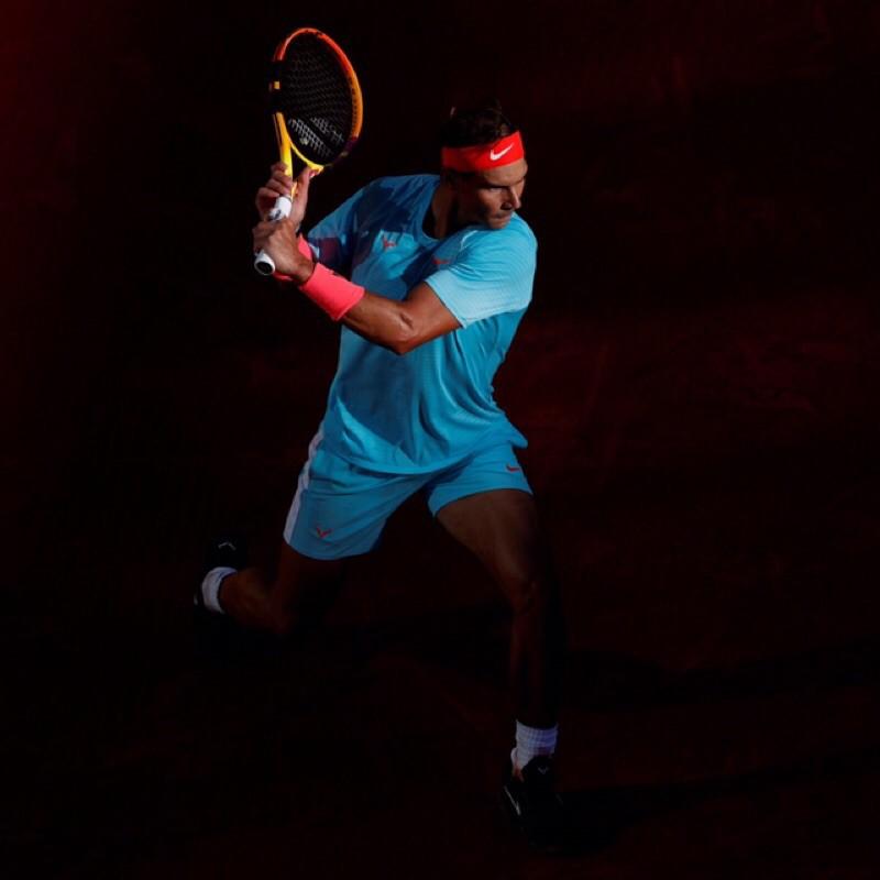 Nike Air Zoom Vapor Cage 4  Rafa 納達爾 Nadal 男子高階款 網球鞋2020法網