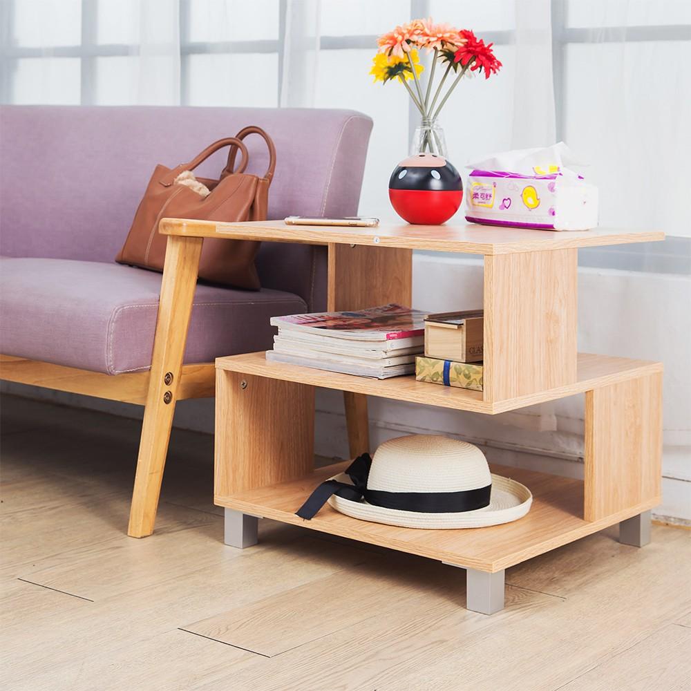 【H&R安室家】簡單風格邊桌/茶几-TBF35