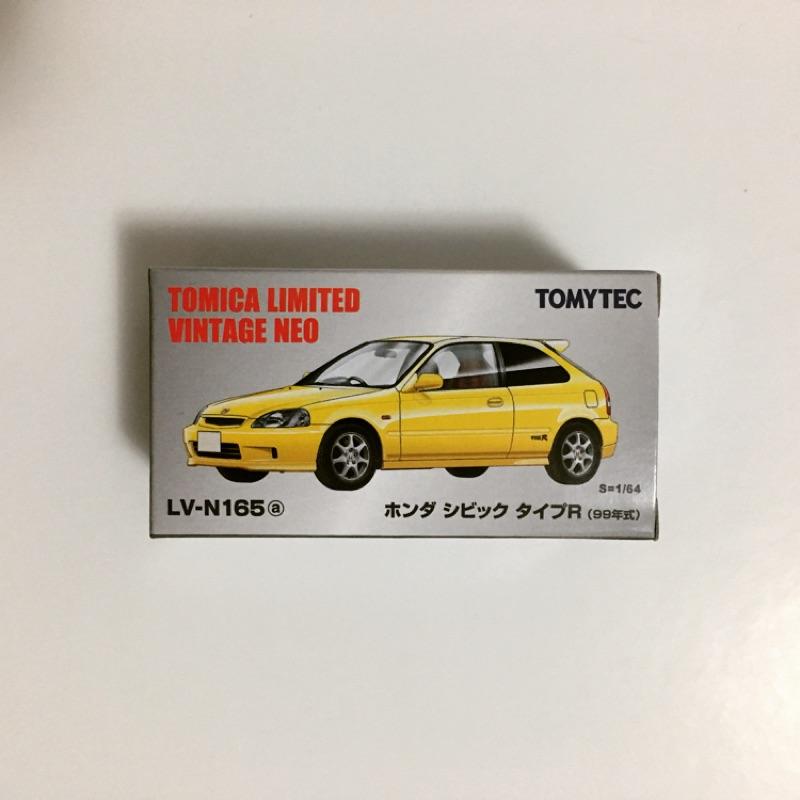 【TOMYTEC】 Honda Civic EK9 Type R 各色