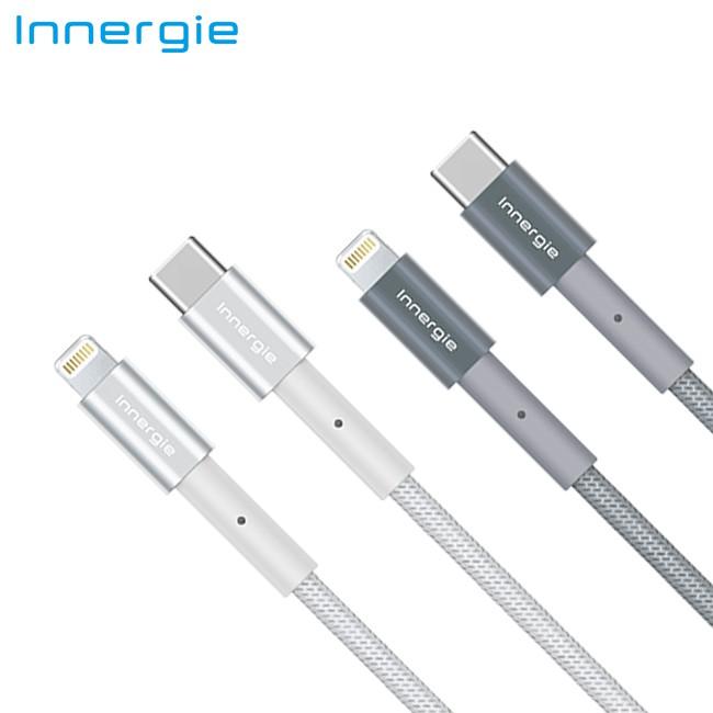台達電 INNERGIE L-C 1公尺 2公尺 Lightning 對 USB-C 充電線 保固公司貨