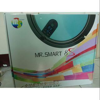 Mr. Smart 8s 8倍高速氣旋移動吸塵掃地機器人 苗栗縣