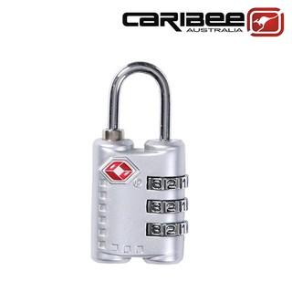 Caribee TSA 密碼鎖/ 安全鎖/ 行李鎖/ 海關鎖/ 出國旅遊 Citadel TSA Lock 銀色 CB-1375 臺中市