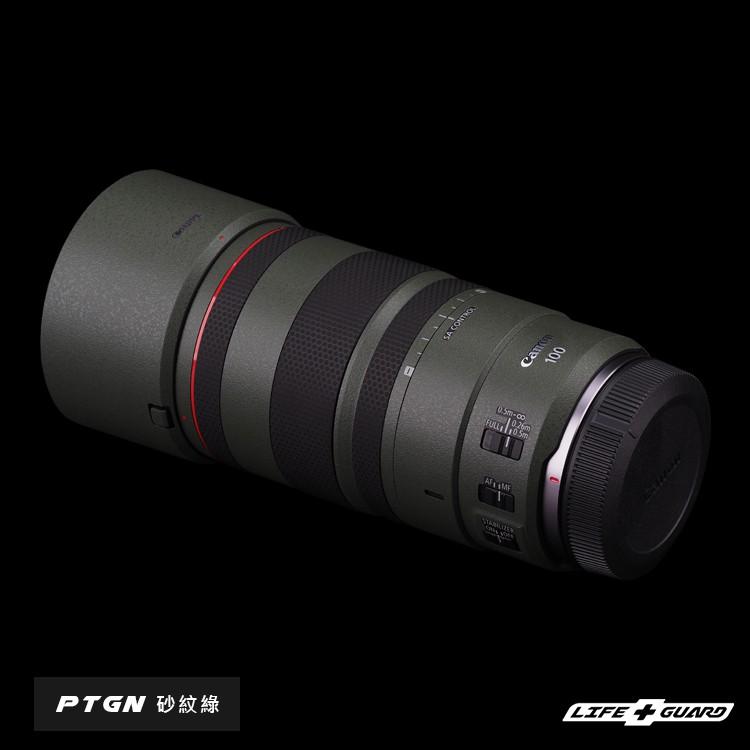 【LIFE+GUARD】Canon RF 100mm F2.8 L Macro IS USM 鏡頭 貼膜 包膜 保護貼