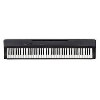 亞洲樂器 CASIO PX-160 數位鋼琴、卡西歐、電鋼琴、黑色、攜帶方便,並使用象牙質感琴鍵易於彈奏 台中市