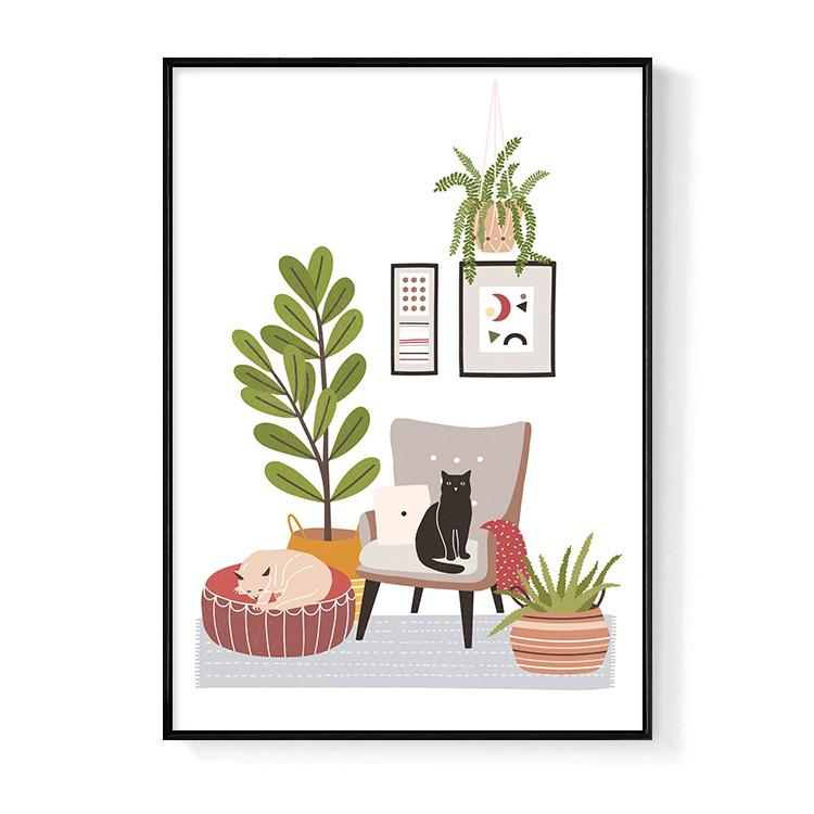 療癒之家II-工作空間/兒童房/拍照道具/角落空間/卡通童趣