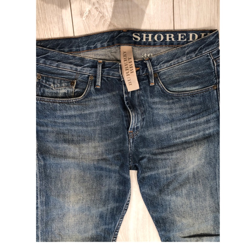 Burberry 牛仔褲