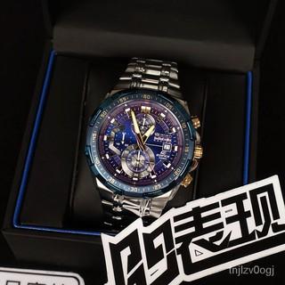 限量版CASIO賽車碼錶卡西歐EDIFICE紅牛F1車隊EFR-539RB-2A手錶男 du9l