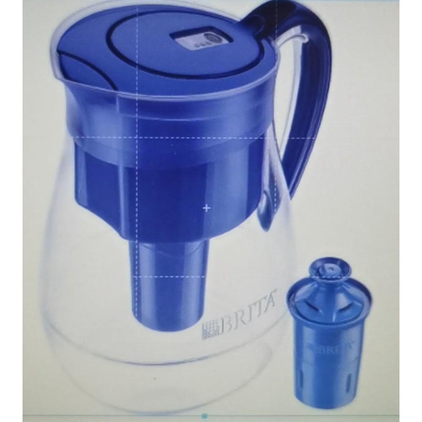Brita Monterey 附 6個月 長效型濾心 藍色 附, 10 Cup, Blue 9美國直購