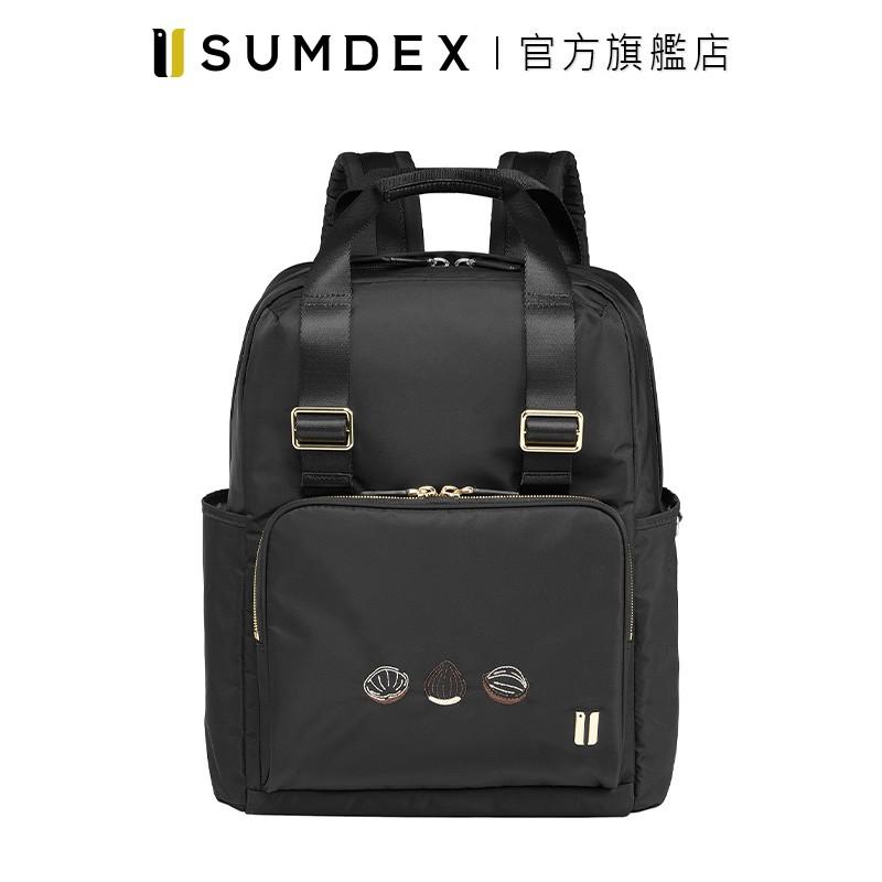 Sumdex 手提式雙用後背包(真果版) NON-705BK-HN 黑色 官方旗艦店