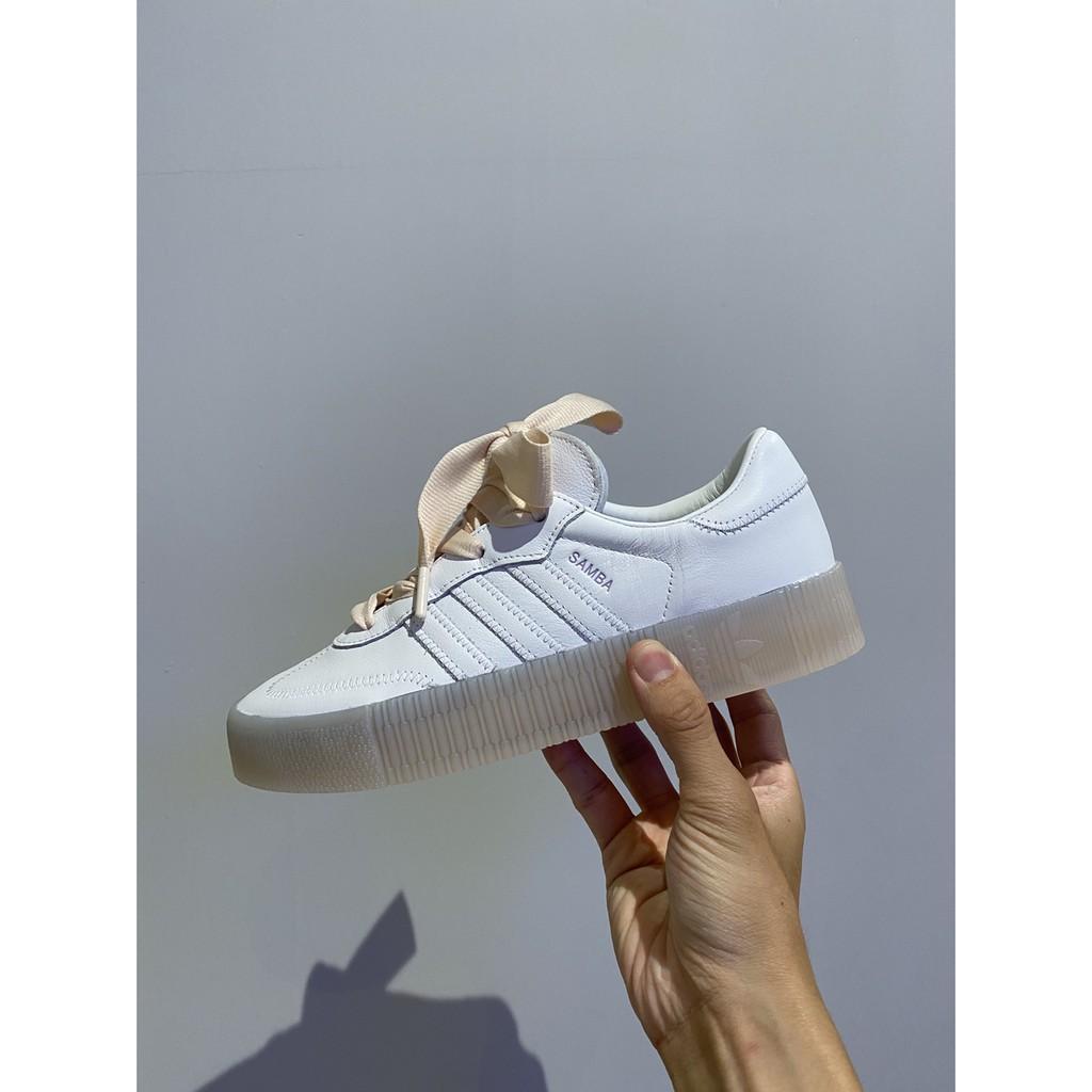 【Pure child】Adidas Original SAMBAROSE 經典鞋 女款 FY3030