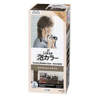 [保證正品] 日本LIESE 莉婕 泡泡染系列 染髮劑 自然美型Style 松果灰棕色 全新 未拆封 即期品 便宜出清 台北市