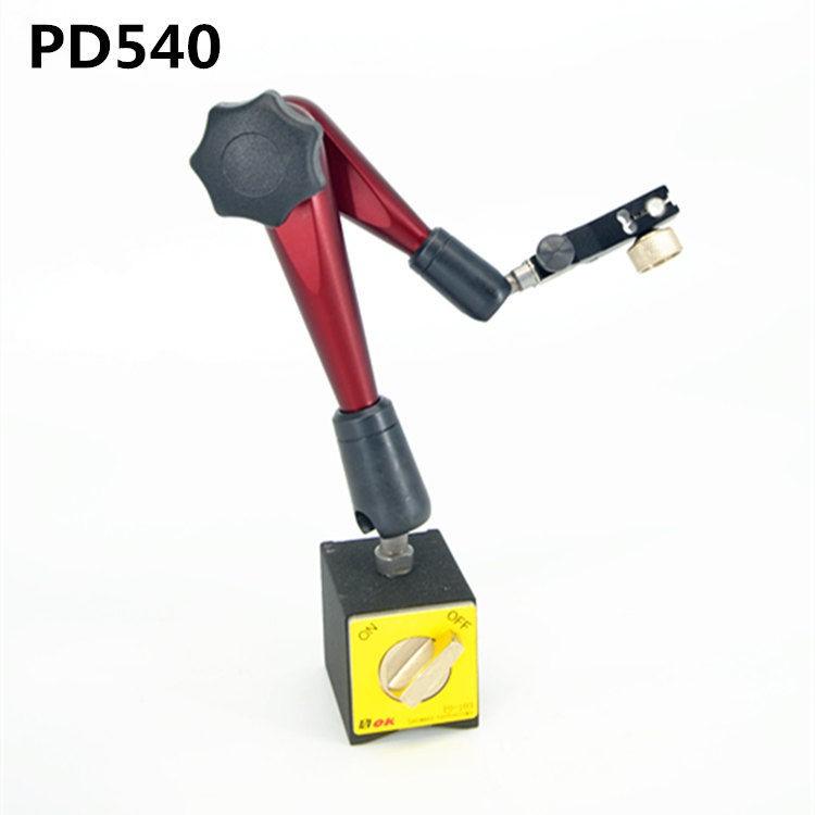 德國PDOK磁性表座百分表千分表萬向支架機床打表測量磁力表座底座