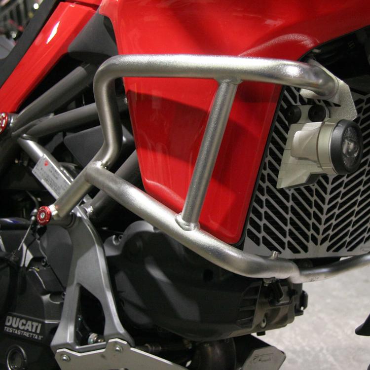 杜卡迪Ducati MTS950保險杠護杠車身防摔防碰撞MTS1200護杠