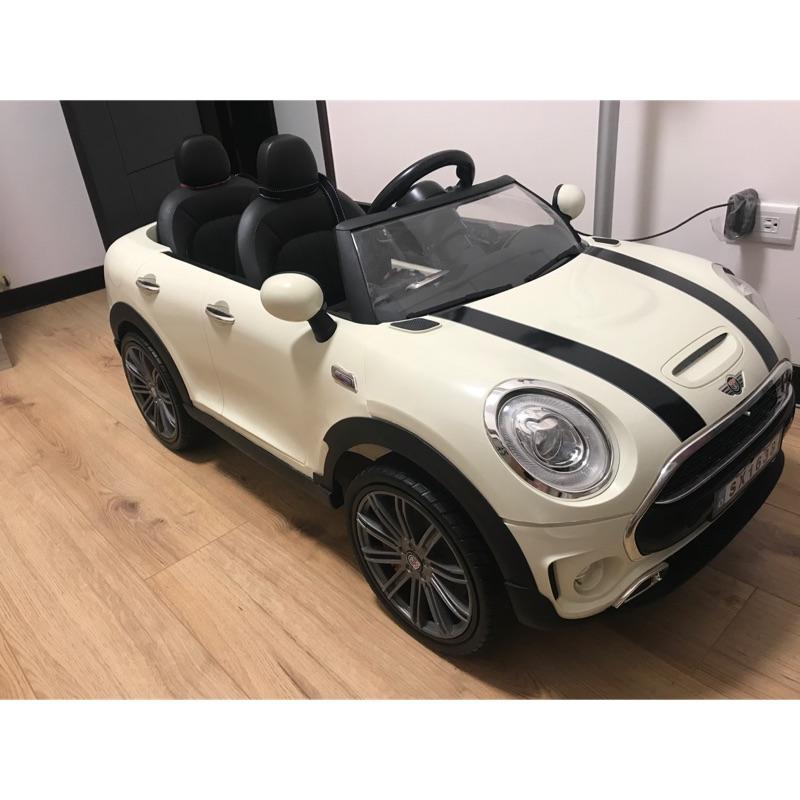好來喜童車-Mini Cooper電動車(送單人嬰兒推車)