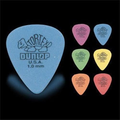 DUNLOP Tortex 烏龜款烏克麗麗/木吉他/民謠吉他/電吉他/電貝斯 Bass PICK 彈片[唐尼樂器]