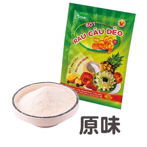 優果《P001越南進口果凍粉Jelly原味》一盒內含12包
