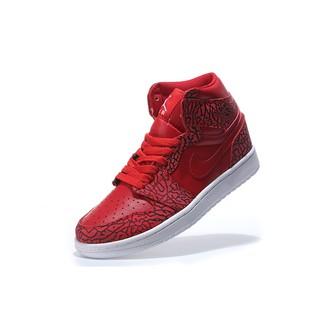 美國代購 Nike AIR JORDAN 1爆裂紋高幫籃球鞋839115-600