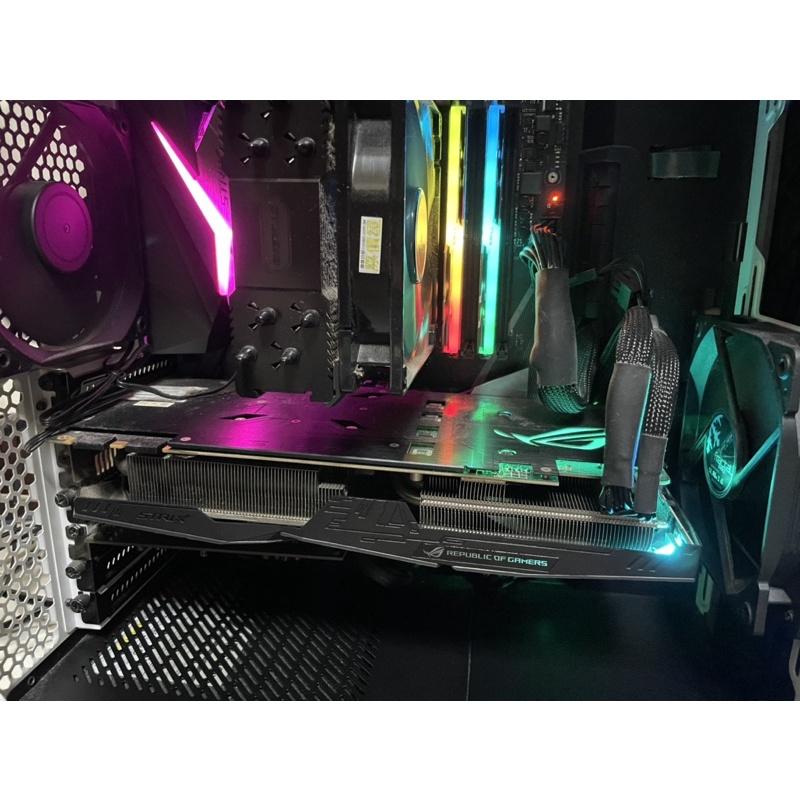 ROG-STRIX-GTX1070TI-A8G-GAMING 保內二手