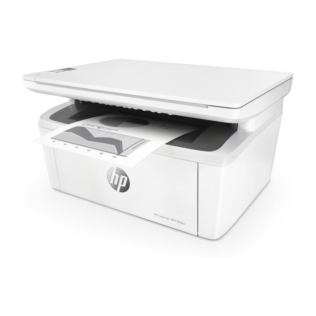 HP Laserjet M28W 多功能印表機 《黑白雷射》
