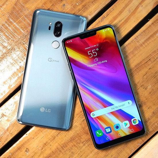 【匯豐數碼】二手福利機 LG G7 韓版  高通845CPU  4/64g三防二手手機