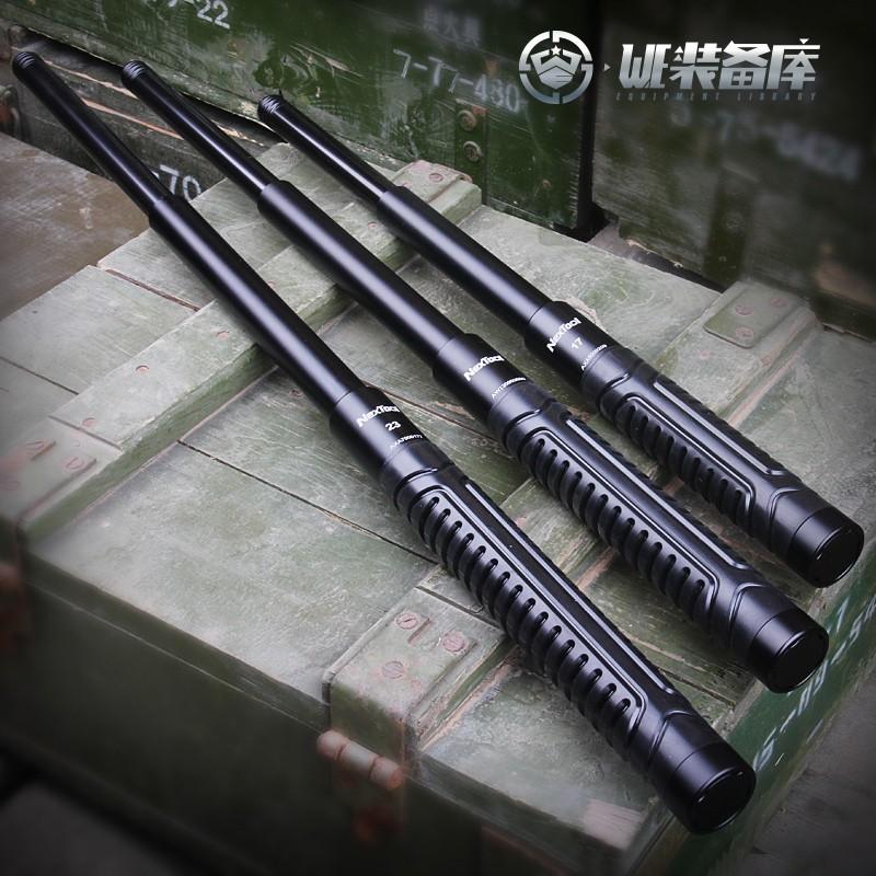 【現貨精選】WE裝備庫納麗德NEX甩棍納拓NEXTOOL伸縮棍機械防身棍武器合法用品