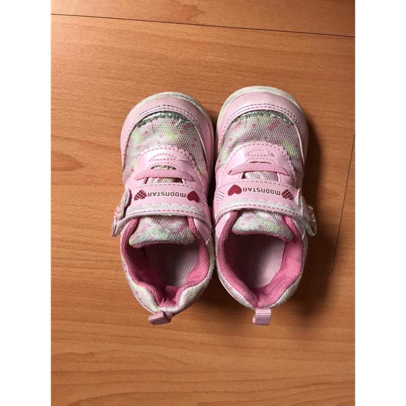 二手moonstar女童鞋