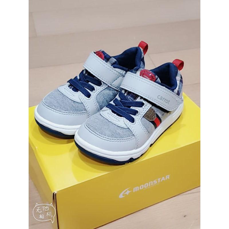 二手童鞋(moonstar日本月星機能童鞋)