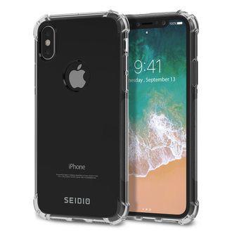 SEIDIO OPTIK™ 四角氣墊輕透保護殼for Apple iPhone X
