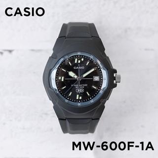 【無限精品 REMIX】CASIO十年電力100M潛水錶MW-600F-1A 桃園市