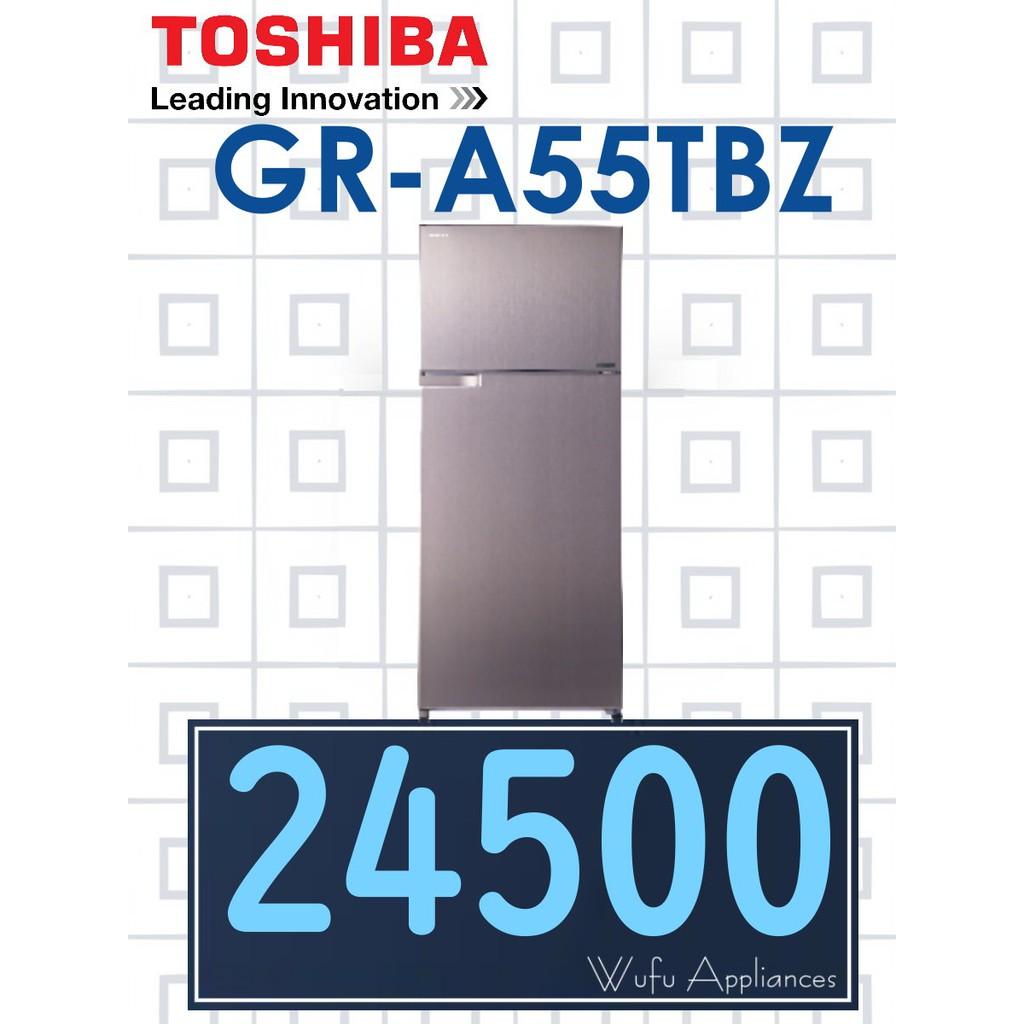 【網路3C館】原廠經銷【來電價24500】有福利品可問 TOSHIBA新禾東芝510公升雙門變頻冰箱 GR-A55TBZ